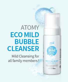 Eco Milde Bubble Cleanser