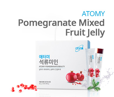 Pomegranate Mixed Fruit Jelly