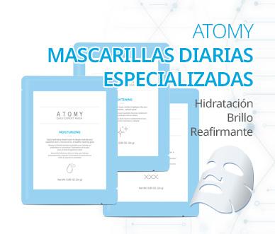 MASCARILLAS DIARIAS ESPECIALIZADAS