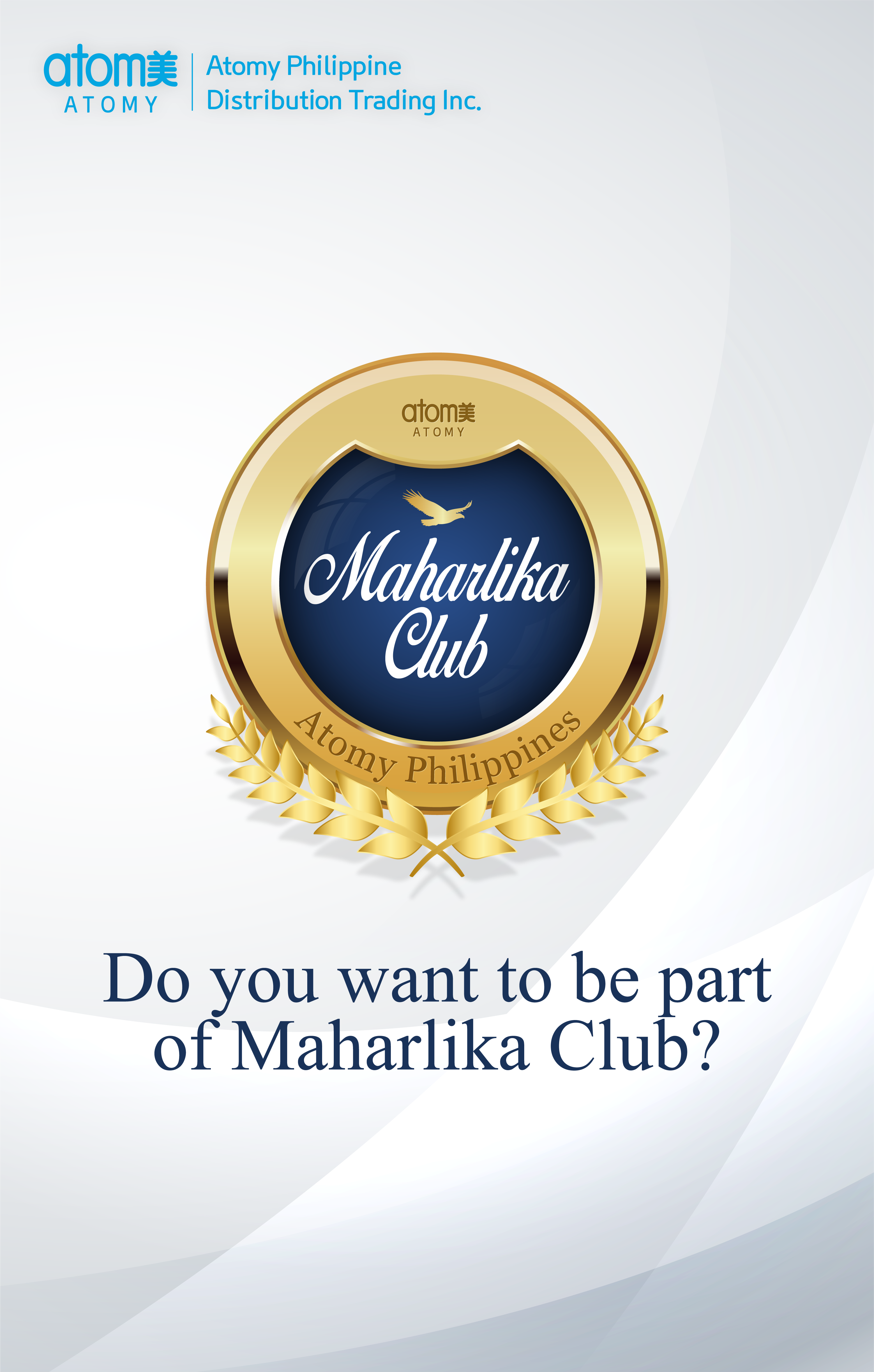 Special Announcement - Maharlika Club