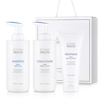 Atomy Absolute Hair Care Set