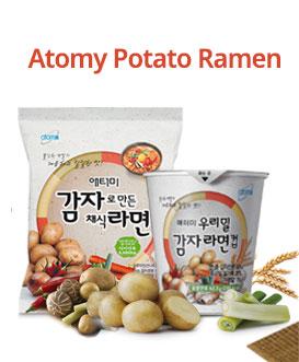 Potato Ramen
