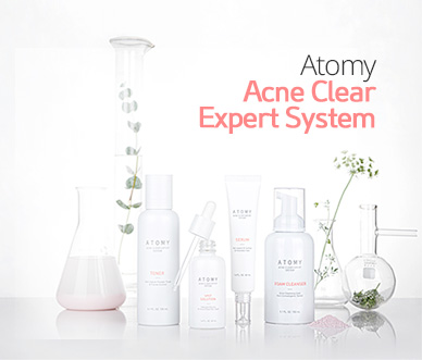 Atomy Acne Clear Expert System