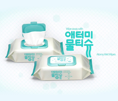 Atomy Wet Tissue *1 Set (3ea)