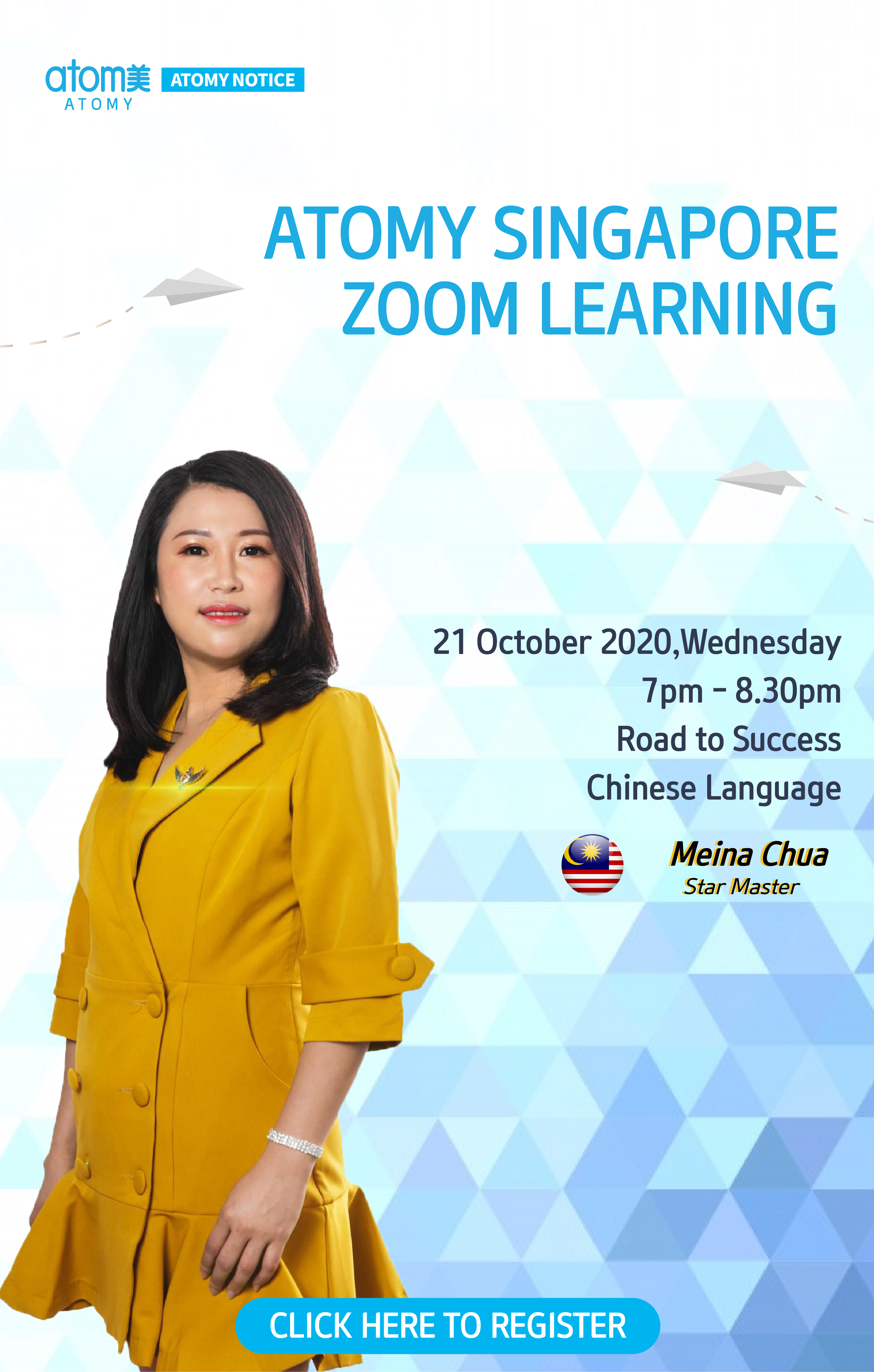 Zoom Learning - 21 Oct 2020