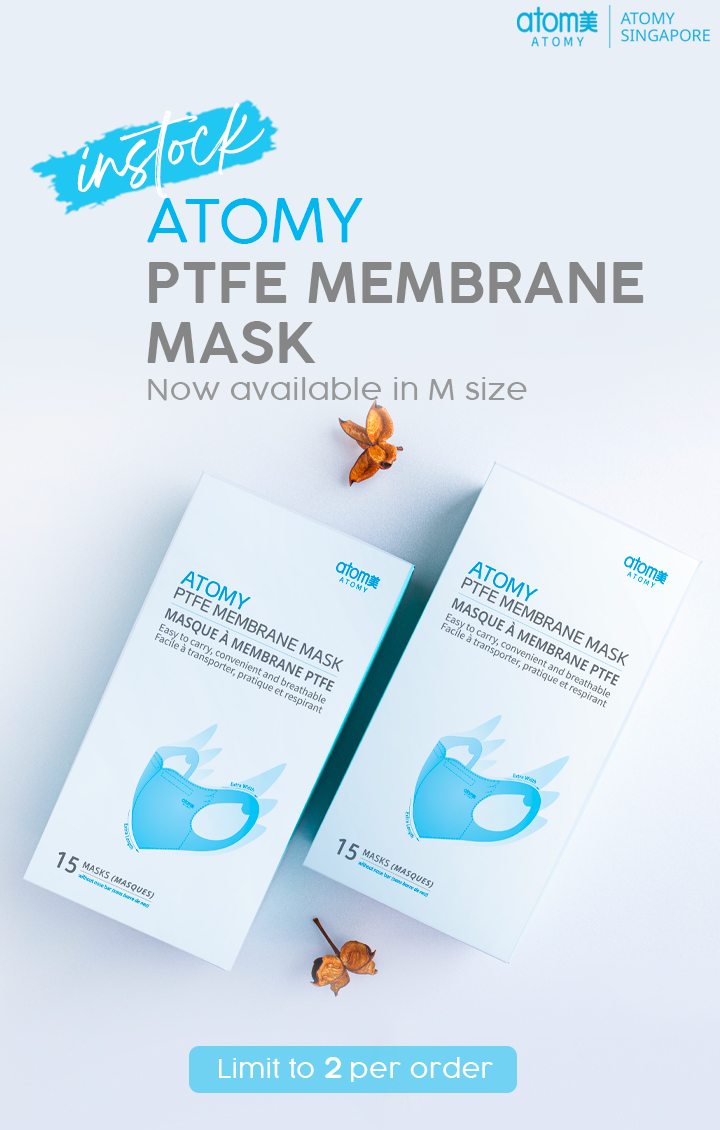 S90810 PTFE MEMBRANE MASK - NEW - SIZE M - BACK IN STOCK