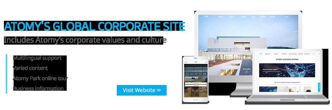Global Corporate Site