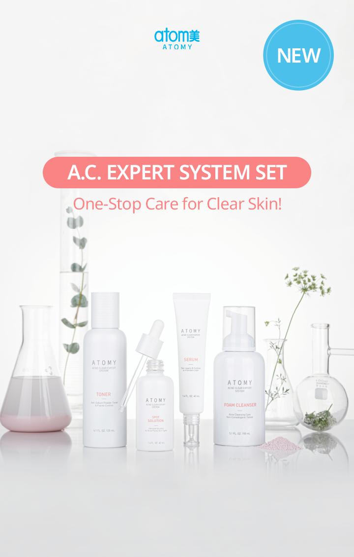 A.C. Expert System Set