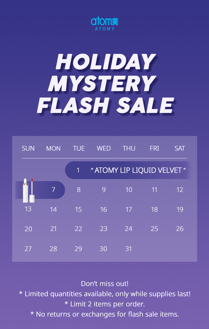 Holiday Mystery Flash Sale : 1