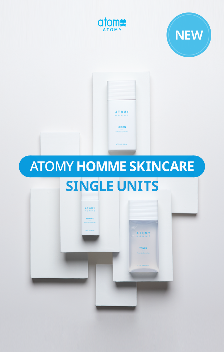 Atomy Homme Skincare Single